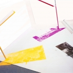 91.-Bagliori-2003-pigmenti-carta-legno-e-neon-misure-variabili-1