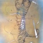 Panthera-Tigris-Strumenti-al-Castello-Normanno-Svevo_2015-2016_-grafite-e-smalto-su-carta_cm-70x505